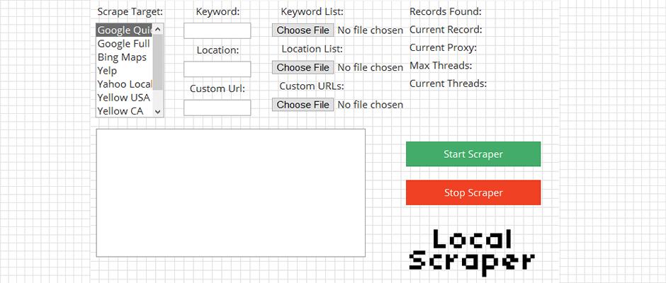 Local Scraper - Lead Generation Software